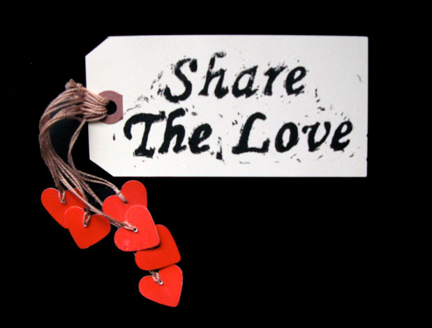 Feel the love, Share the love